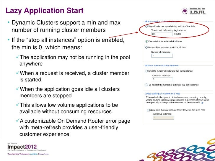 Websphere Application Server: Much more than Open Source