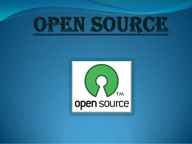 1. 2. 3. 4. 5. 6. 7. 8. 9. 10. 11. 12. 13. 14. 15. 16.  What is Open Source ? The History of Open Source Open Source Vs. C...