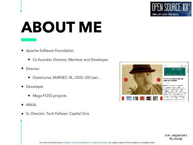 Open source101 licenses Slide 2