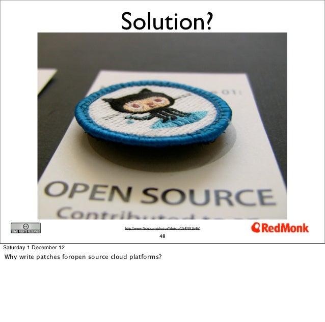 Solution?                                     http://www.flickr.com/photos/fabricio/3549693646/                            ...