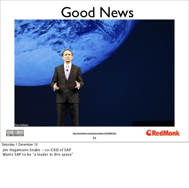 Good News                                       http://www.flickr.com/photos/traftery/7202866726/                          ...