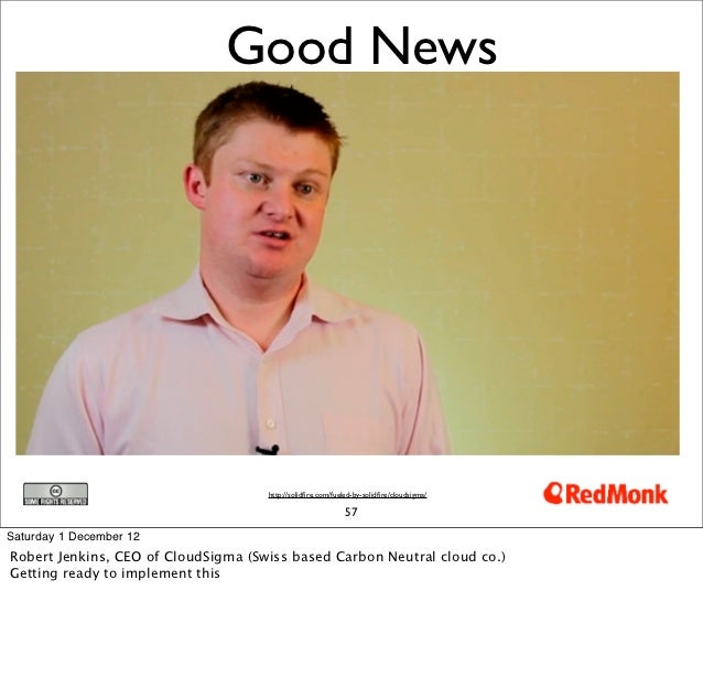 Good News                                     http://solidfire.com/fueled-by-solidfire/cloudsigma/                          ...