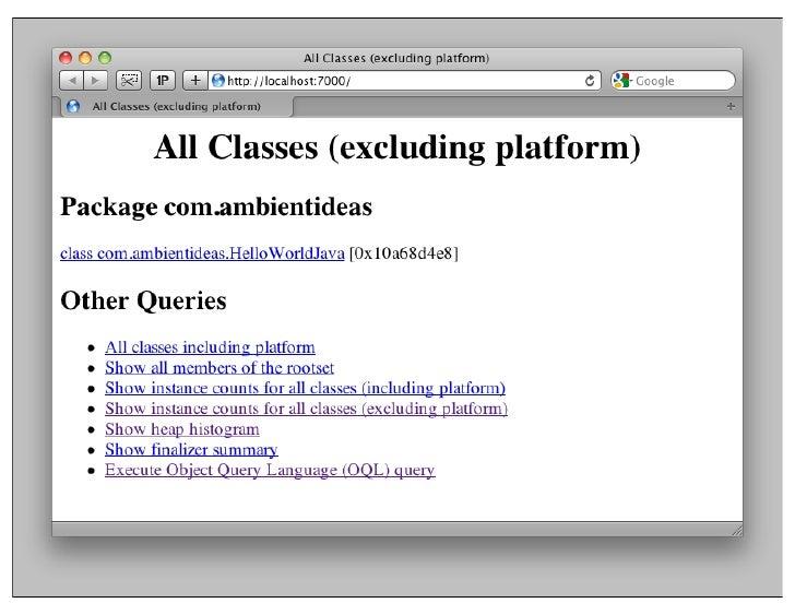 Open Source Debugging for Java 1 4 0