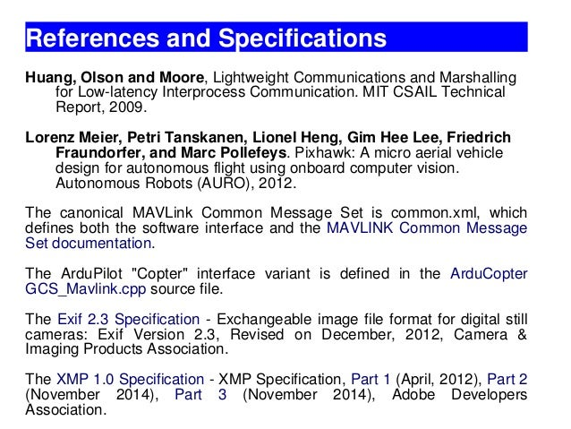 Towards An Open Instrumentation Platform: Getting The Most From MAVLi…