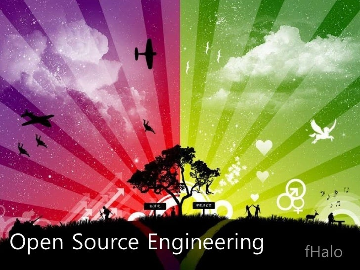 Open Source Engineering   fHalo