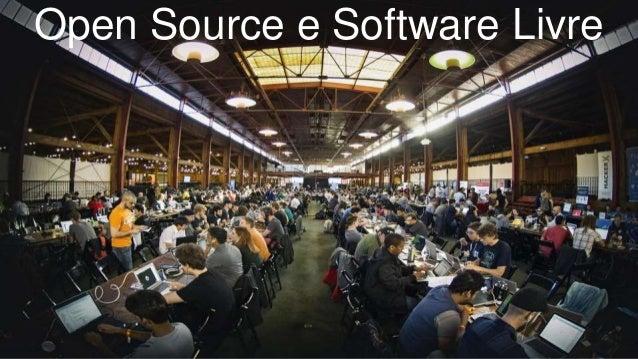 Open Source e Software Livre