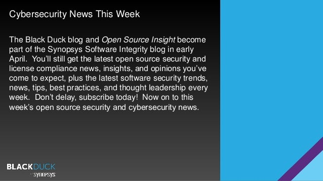 Open Source Insight: Securing IoT, Atlanta Ransomware Attack