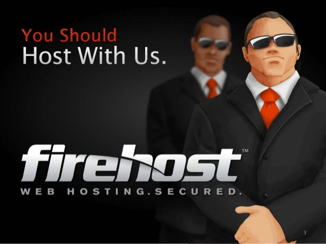 Open Source Powered Websites: Protect Your Enterprise and Yourself - Chris Davis, Firehost Slide 3