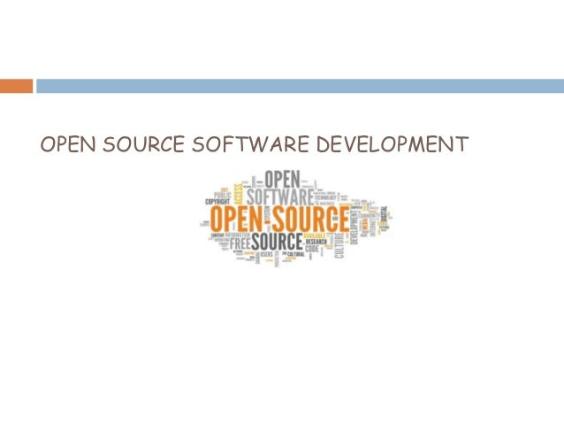 growth of open source software The major factor driving the growth of global open source intelligence market is increasing amount of data  and software platforms and they decide the.