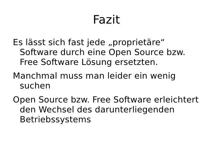 OpenOffice.org OpenOffice.org ist ein freies Office-Paket, das aus einer Kombination verschiedener Programme zur Textverar...