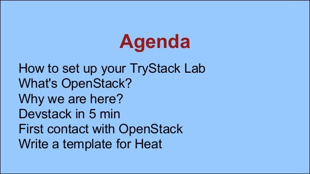 How to master OpenStack in 2 hours Slide 3