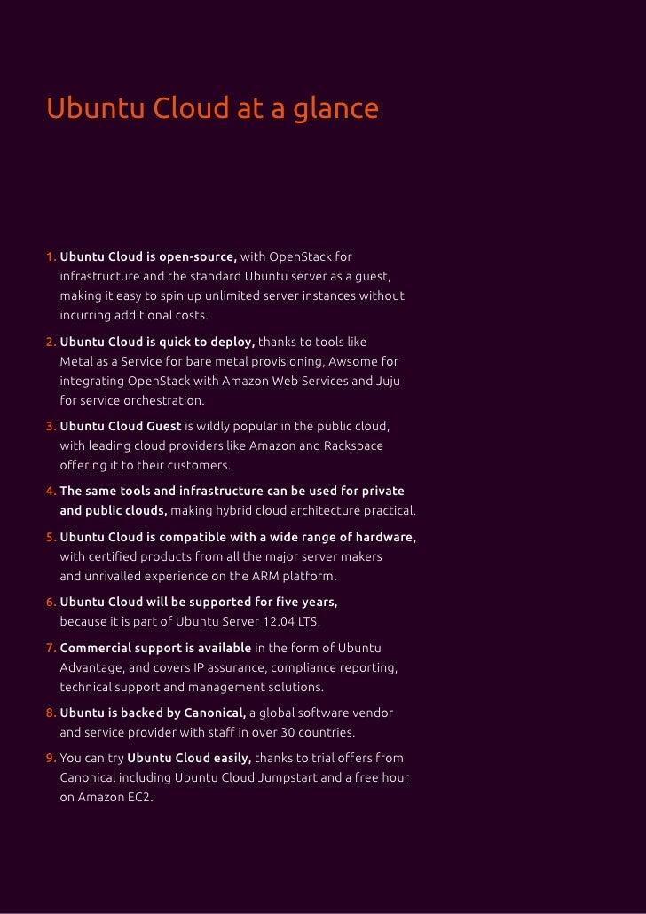 Openstack Deployment With Ubuntu