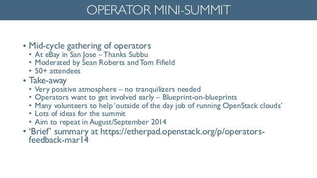 OpenStack Atlanta User Survey