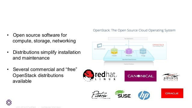 OpenStack networking - Neutron deep dive with PLUMgrid Slide 2