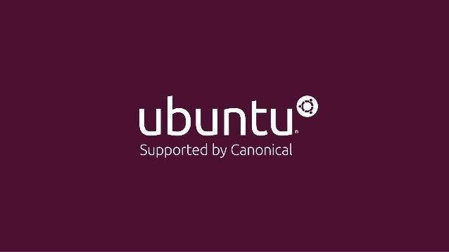 Agenda ● Challenges of IT efficiency ● Ubuntu OpenStack ● Ubuntu 14.04 new features