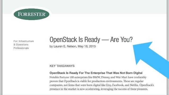 Image result for openstack not dead