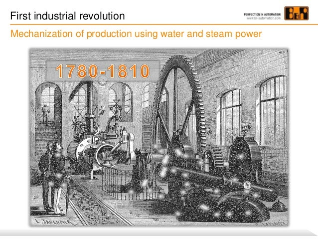 Open standards - Key to success for Industry 4.0 Slide 3