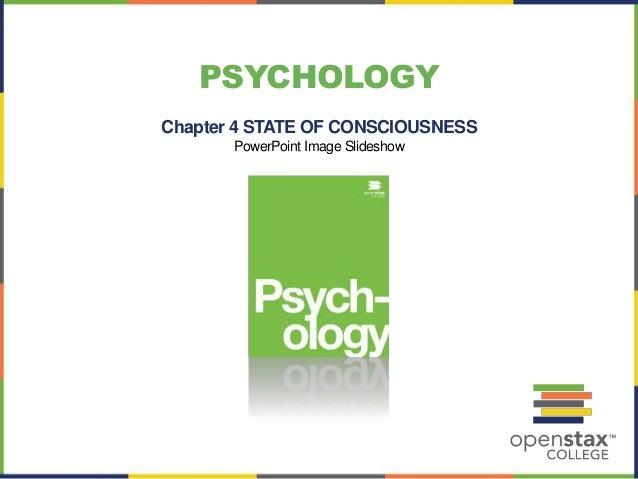 states of consciousness psychology pdf