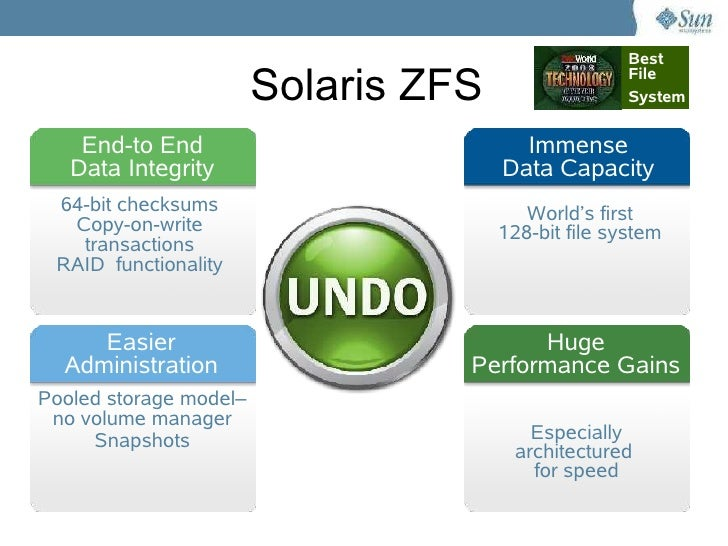 Open storage uni parthenope for Zfs pool design
