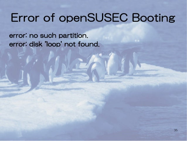 Booting directly opensuse iso file by grub2 @ openSUSE