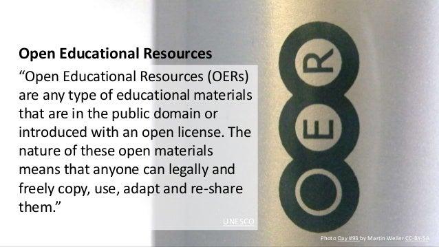 Open Tools Open Pedagogy Slide 3