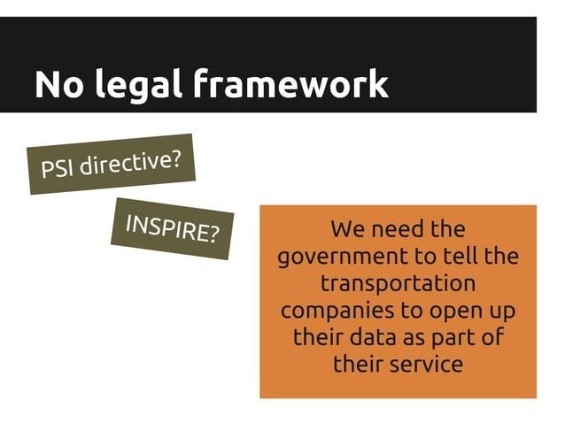 Open transport workshop   intro slides