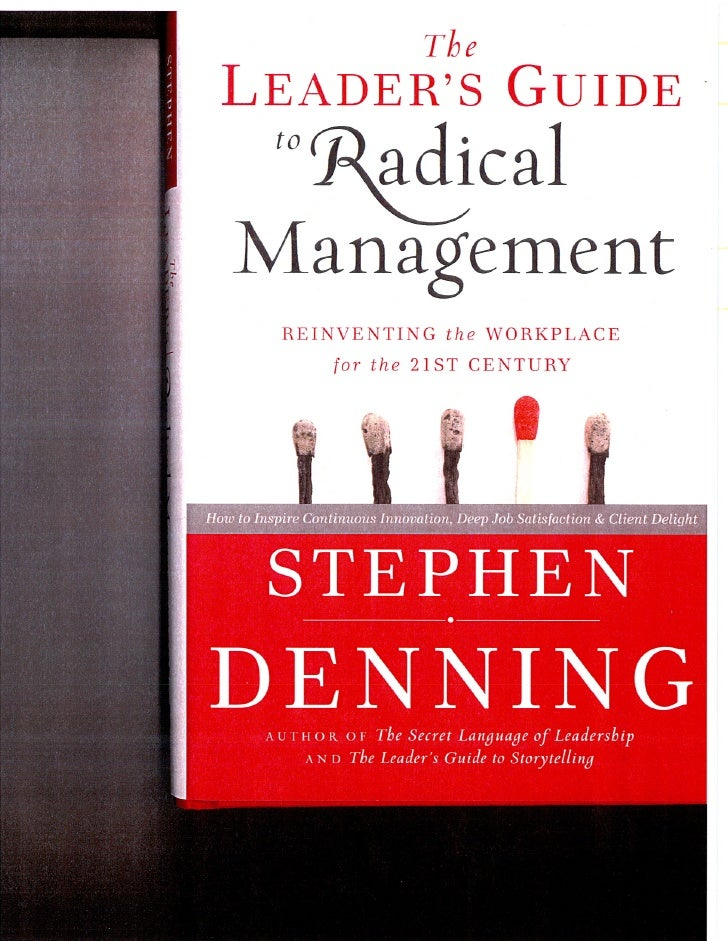 The Leader's Guide to Radical Management: Featuring OpenView Venture Partners