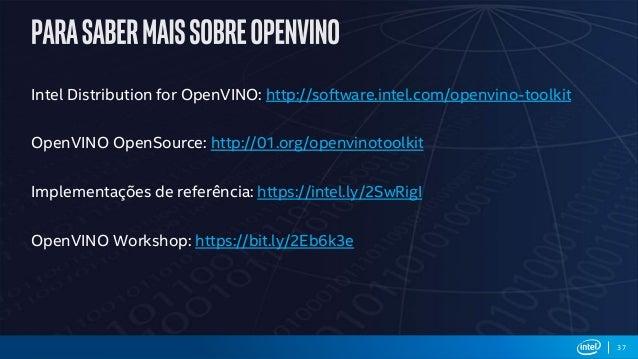 AI & Computer Vision (OpenVINO) - CPBR12