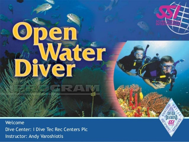 Ssi open water diver manual answer key   chevy astro van, music.