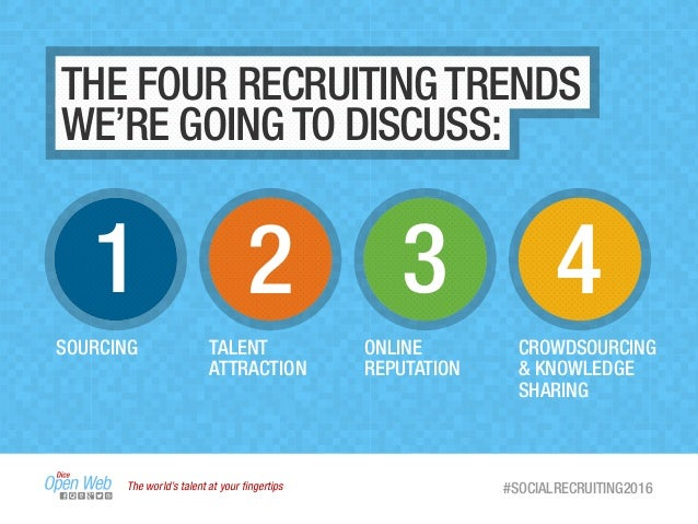 4 Social Media Recruiting Trends to Watch for in 2018