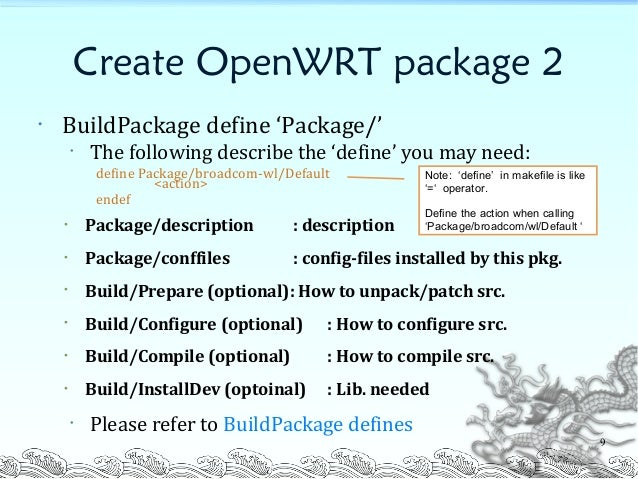 openwrt guide and memo rh slideshare net OpenWrt VPN OpenWrt Logging