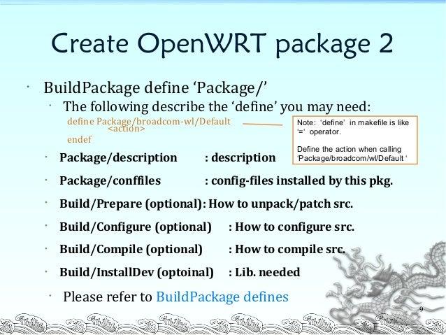 openwrt guide and memo rh slideshare net OpenWrt OpenVPN OpenWrt Interface