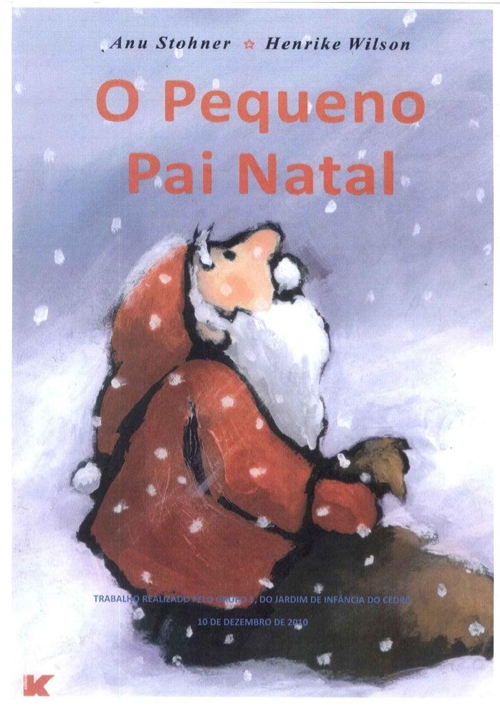 O pequeno Pai Natal