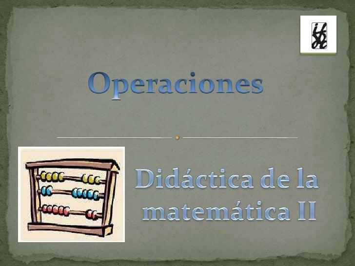 Se puede hablar de cálculo mental, de cálculo con lápiz y       papel, de cálculo con ábaco, de cálculo con               ...
