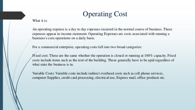 Operating costs include nova park 5 турция кумкой