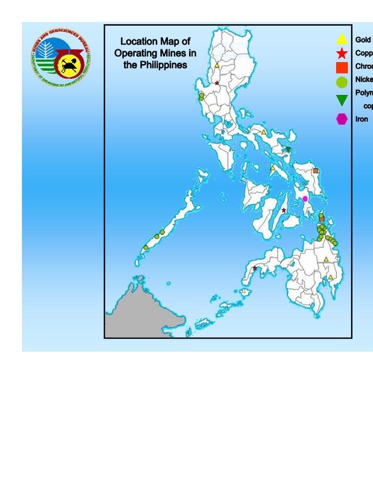 Operating Mines Philippines