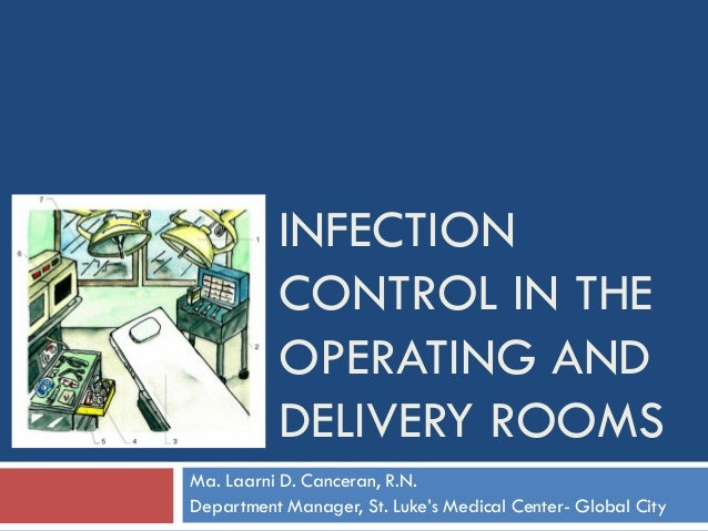 infection control in operating room Clip from envision's infection control in the operating room healthcare training video for hospital and ambulatory surgery staff based on aorn recommendat.
