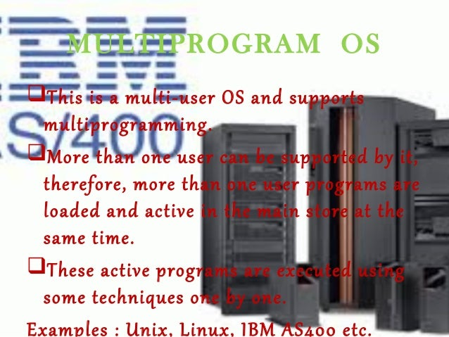 multi user operating system user the same windows application