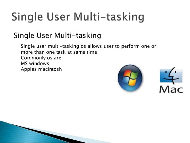 multi user operating system pdf