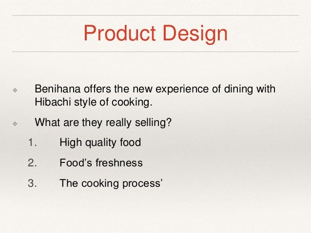 benihana of tokyo analysis For additional background facts see benihana of tokyo, inc v benihana, inc, 2005 wl 583828  the analysis that follows addresses the allegations of interest and.