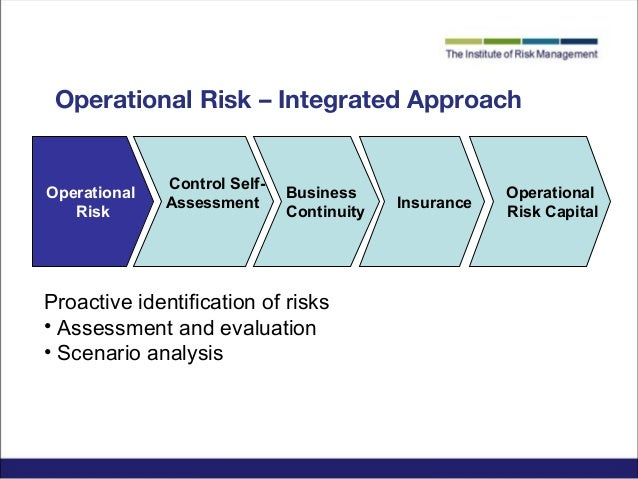 strengthening operational risk management through effective Operational and enterprise risk committees were established in  effectiveness  of the secretariat's risk management framework and processes  risk  management policy, the establishment and strengthening of a risk.