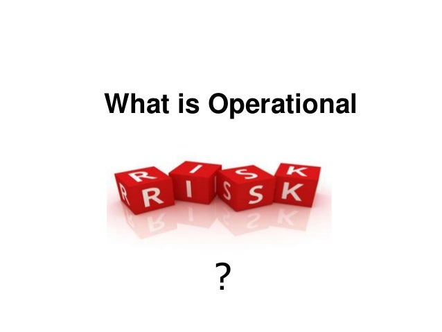 What is Operational  ?