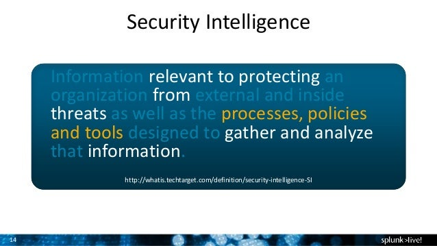 Operational Security