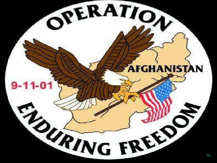 Operation Enduring Freedom<br />(6)<br />