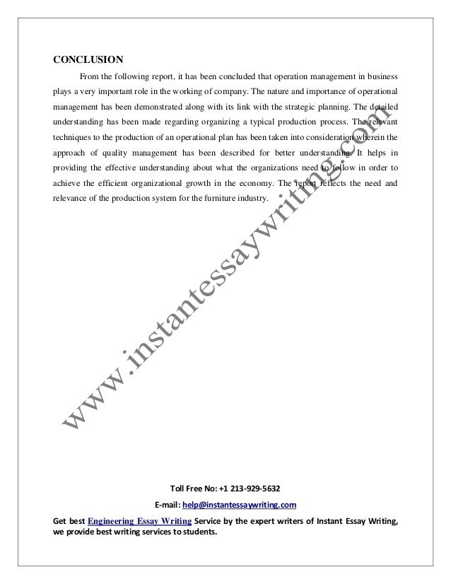 sample on operation management in business by instant essay writing illustration 2 critical path analysis 16