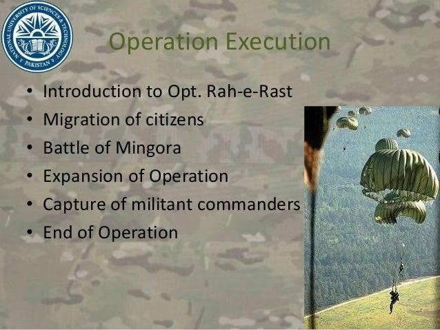 OPERATION RAH E RAST PDF DOWNLOAD