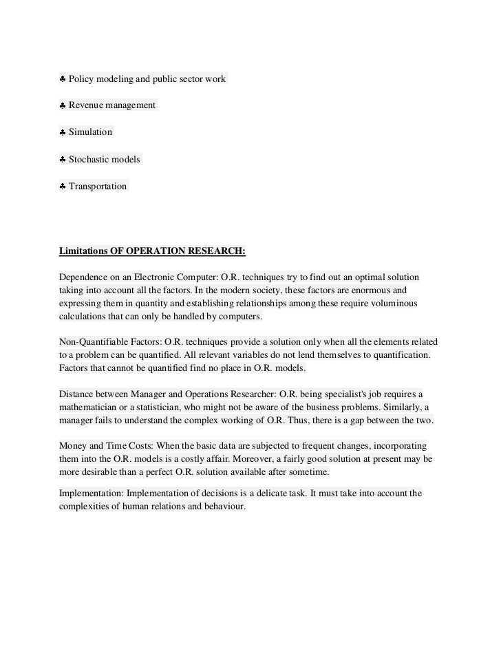 best operations research resume gallery simple resume office