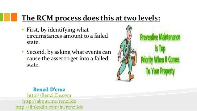 Six steps to design a preventive maintenance program