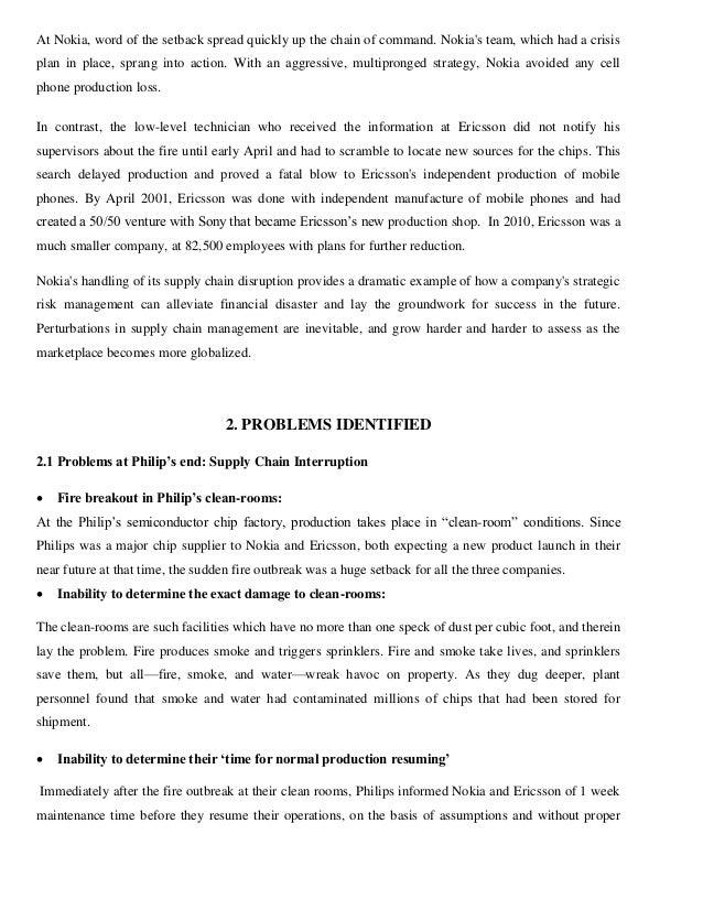 nokia failure case study pdf