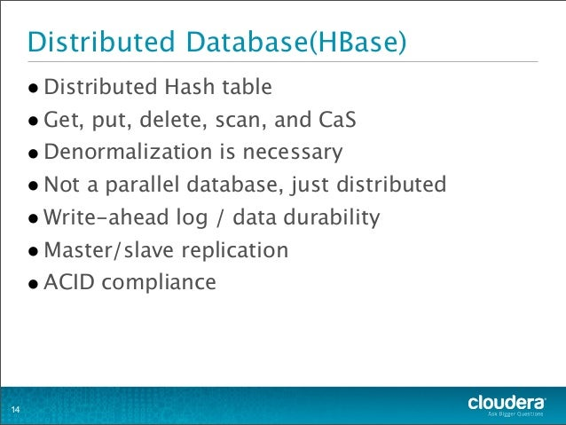 HDInsight HBase: 9 things you must do to get great HBase performance
